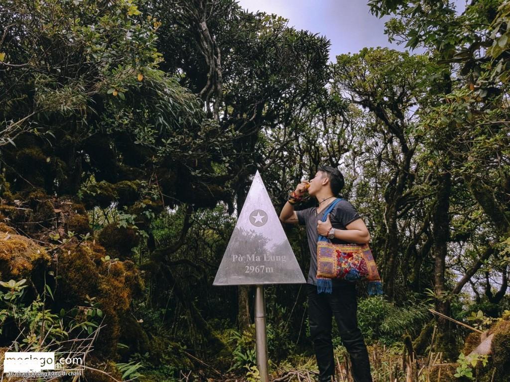 20180722 112536 1024x768 - Những đỉnh núi đẹp nhất Việt Nam| Phần 1| Pờ Ma Lung - Vườn địa đàng bị lãng quên