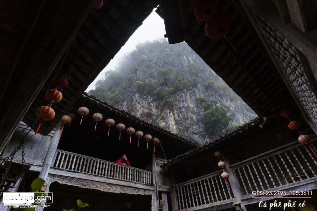 ca phe pho co 1024x683 - Lịch trình tối ưu 2 ngày 1 đêm đi cao nguyên đá Đồng Văn (Hà Nội - Hà Giang - Hà Nội)