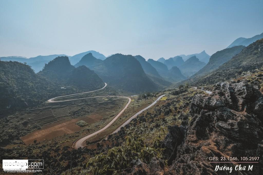 duong chu m 1024x683 - Lịch trình tối ưu 3 ngày 2 đêm đi cao nguyên đá Đồng Văn 2020 (Hà Nội - Hà Giang - Hà Nội)